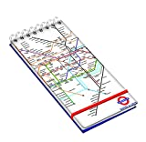 Robert Frederick Wiro List Pads London Underground, Plastic, Assorted