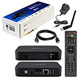MAG 322 Original Infomir & HB-DIGITAL IPTV SET TOP BOX Multimedia Player Internet