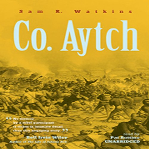 Co. Aytch  Audiolibri