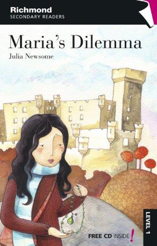 María's dilemma, level 1 (Secondary Readers) - 9788466811125