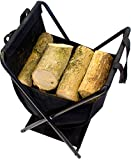 Valiant Compact Folding Log & Firewood Carry & Store Basket (FIR244)