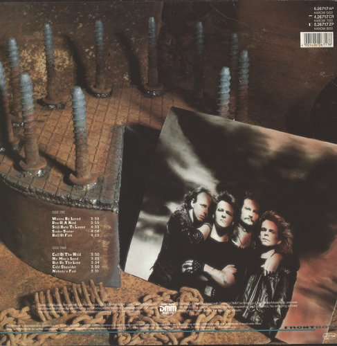 Heavy birthday (1988) [Vinyl LP] - 2