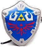 Nintendo Legend Of Zelda Zaino Casual, blu (Argento) - BIO-BP1JYMZSS