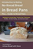 Introduction to Baking No-Knead Bread in Bread Pans (Plus... Guide to Bread Pans): From the kitchen of Artisan Bread with Steve (English Edition)