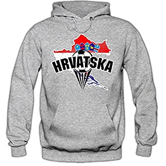 Kroatien EM 2016 #1 Hoody | Fußball | Herren | HRVATSKA | Kockasti | Trikot | Nationalmannschaft