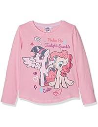 My Little Pony Chicas Camiseta mangas largas - fucsia