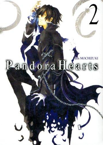 Pandora Hearts Edition simple Tome 2