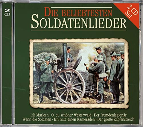 Die Beliebtesten Soldatenlieder