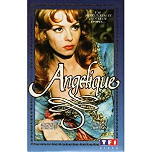Angélique / L'intégrale (Coffret 5 Films) [VHS] Cassette Vidéo