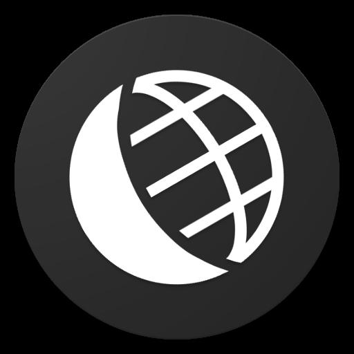Lunarskop Grafische Anzeige