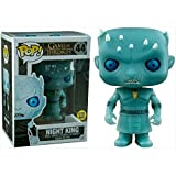 Funko - Figurine Game of Thrones - Night King Glow in the Dark Exclu Pop 10cm - 0849803092719