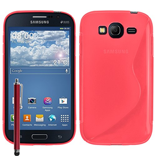 VComp-Shop S-Line - Cover in silicone e TPU per Samsung Galaxy Grand Plus/Neo/ Lite