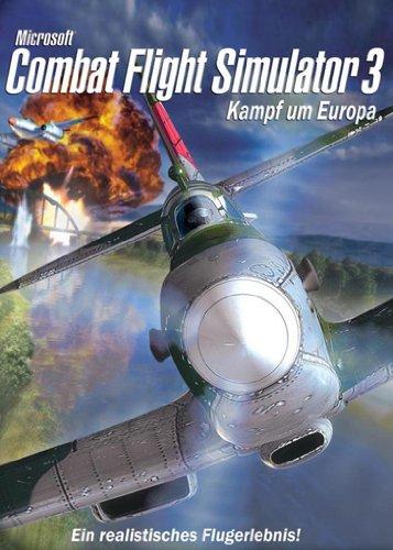 Combat Flight Simulator 3: Kampf um Europa [Hammerpreis] (Simulator-combat Flight)