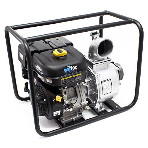 LIFAN Benzin Wasserpumpe 80m³/h 26m 6.6kW (8.9PS) 100mm (4