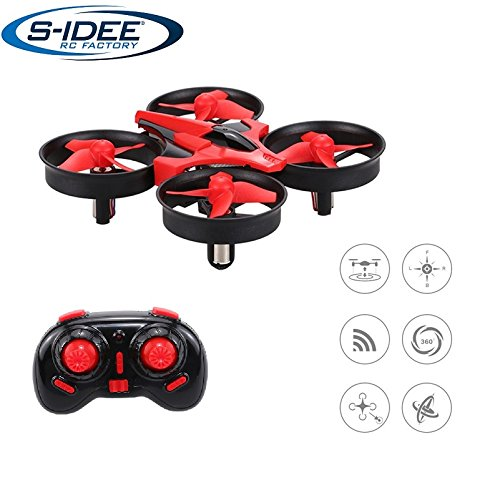 S of Idea 17101-a01 S010 quadrocopters with height stabilization, headless Mode, OKR, flip function etc. 4 Channel.