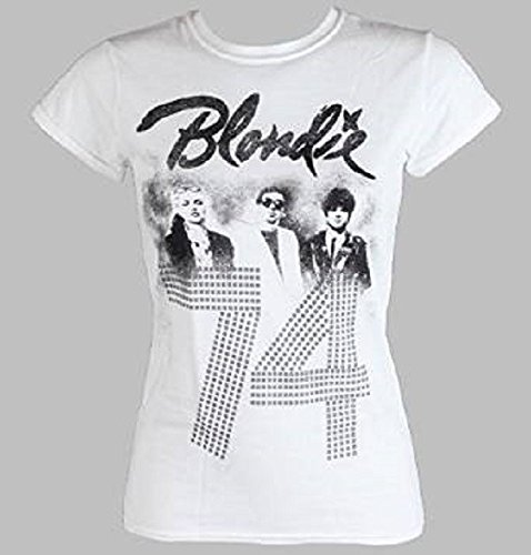 Blondie Since 74 Official T-shirt