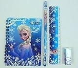 Frozen Gefrorene Elsa 4 Stück Briefpapier-Satz