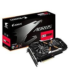 Gigabyte AORUS Radeon RX 580 XTR 8GB Graphic Cards GV-RX580XTRAORUS-8GD