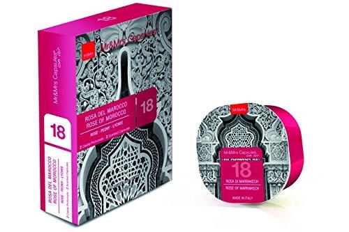 Mr & Mrs Sissi George Capsula di fragranza Difffuser capsula Scelta varie fragranze Nuovo - White Tea of Cina 28 Rosa of Marrakesh Marrakech marocco 18