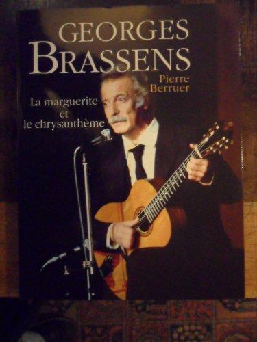 Georges Brassens La marguerite et le chrysanthème