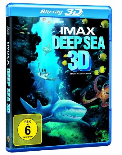 IMAX: Deep Sea  (inkl. 2D-Version) [3D Blu-ray]: Alle Infos bei Amazon