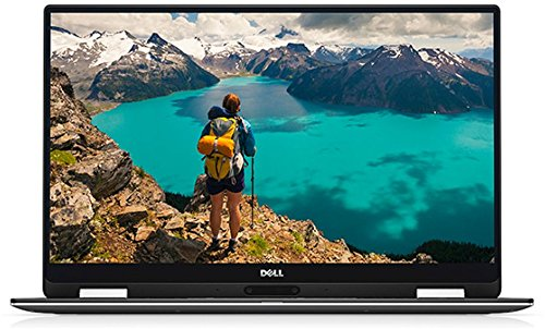 Dell XPS 13 9365 33,8 cm (13,3 Zoll QHD+) Convertible Laptop(Intel Core i7-7Y75, 1TB HDD, Intel HD Graphics 615, Touchscreen, Win 10 Home 64bit German) - Touch-screen-computer Dell