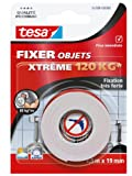 Tesa 55788-00000-00 - Cinta adhesiva (fijación muy fuerte, 1,5 m x 19 mm)