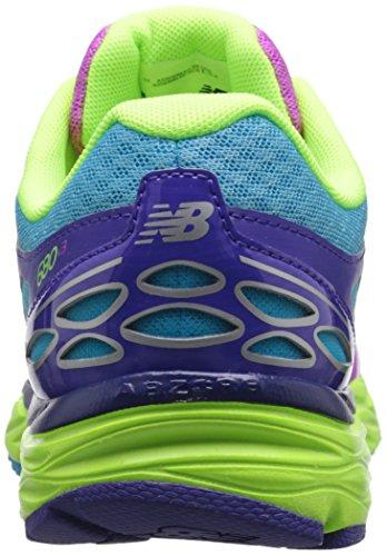 New Balance Women's W680V3 Running Shoe, Titan/Urchin, 10 B US Titan/Urchin