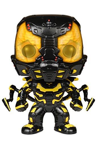 Funko - POP Marvel - Ant-Man - Yellow Jacket