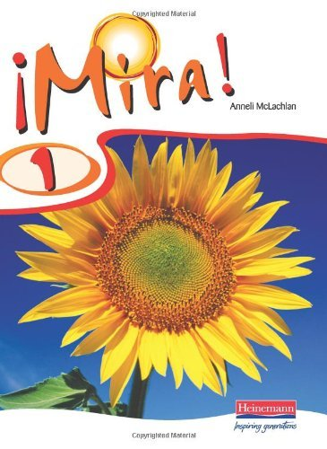 Mira 1 Pupil Book by Ms Anneli Mclachlan (2006-06-14)