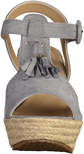 Tom Tailor 279060600 Damen Sandalen Blau(Jeans)