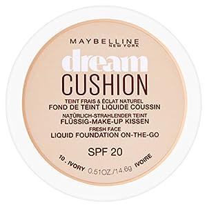 Maybelline Dream Cushion Liquid Foundation 10 Ivory 30ml