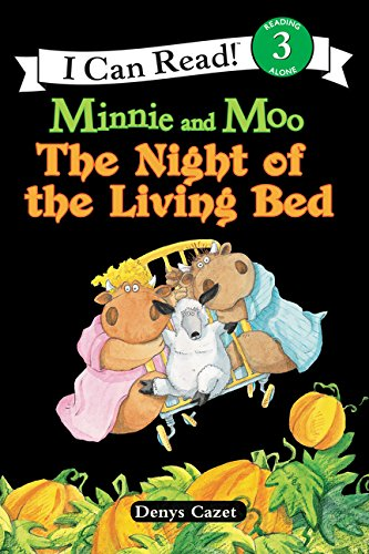 Night of the Living Bed (I Can Read Level 3) ()
