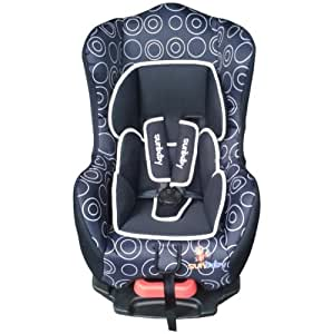 Sunbaby Carseat without Bumper (Black)