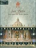 San Pietro. Visita virtuale della basilica vaticana. CD-ROM