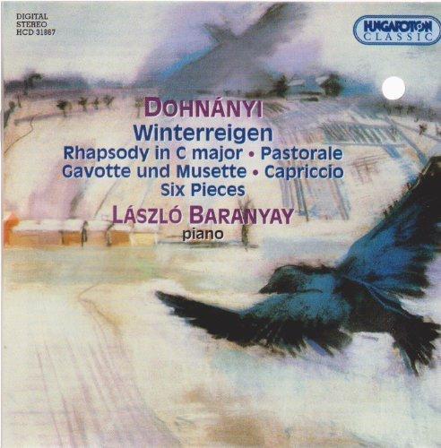Winterreigen-10 Bagatellen Op 13 / Rhapsody in C by Dohnanyi