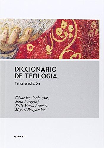 Diccionario de teología por César Izquierdo
