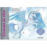 Animal Style - Stickers - Licornes de rêve