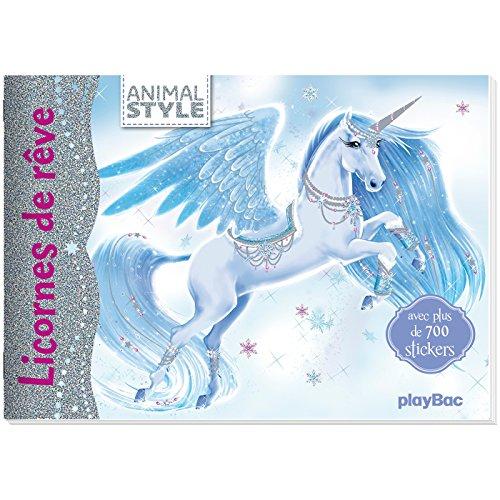 Animal Style - Stickers - Licornes de rve