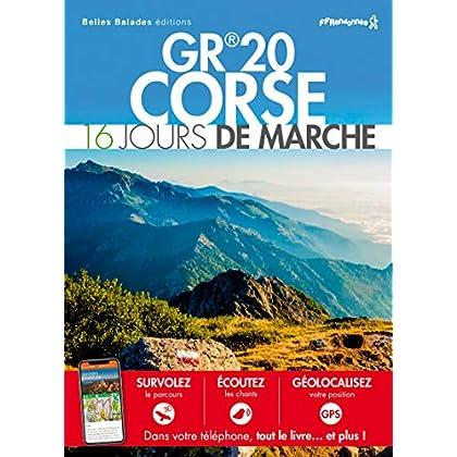 GR20 Corse : 16 jours de marche