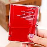 Rcdxing multifunzione Candy color di pacchetto di set con multi-card bit-red