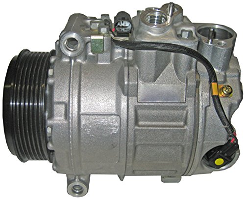Preisvergleich Produktbild BEHR HELLA SERVICE 8FK 351 316-771 Kompressor,  Klimaanlage