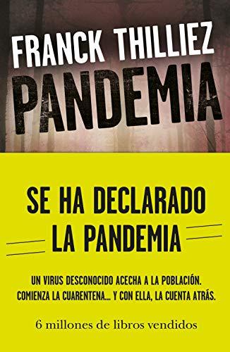 Pandemia eBook: Thilliez, Franck, Riambau Möller, Joan: Amazon.es ...