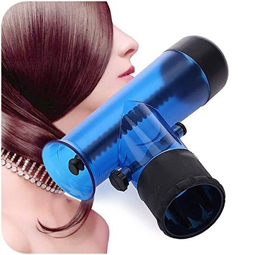 081 store - arricciacapelli hair curler diffusore crea boccoli ricci diffusore beccuccio colore casuale