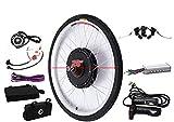 KAHE2016 Kit de conversión de Motor eléctrico para Bicicleta eléctrica, 28 Pulgadas, 36 V, 250 W, el Mejor