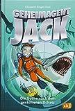 Geheimagent Jack - Die Suche nach dem gestohlenen Schatz (Die Geheimagent Jack-Reihe, Band 2)