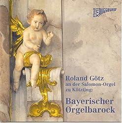 Bayerischer Orgelbarock