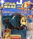 Obi-Wan Kenobi with Force Flipping Action