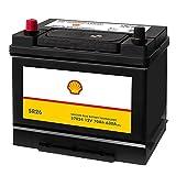 Shell SR26 Asia Autobatterie 12V 70AH 630A/EN 57024 Pluspol Links