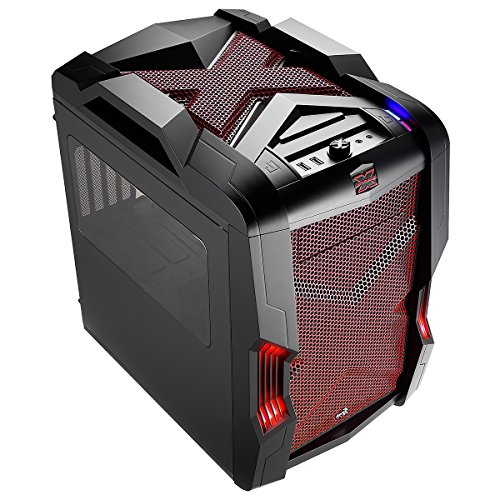 Aerocool STRIKEXCUBERD - Caja Gaming para PC ATX